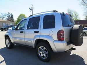 2007 Jeep Liberty Limited 4WD Cambridge Kitchener Area image 7