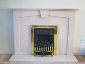 Working fireplace for sale