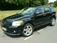 2008 DODGE CALIBER 2.0 CRD SXT SPORT*FSH*CRUISE-C*P/SENS*EL-PACK**AUDI/VW-ENGINE**MINT COND#JEEP#SUV