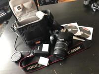 Canon 1000D EOS kiss rebel DSLR camera bundle