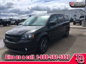 2017 Dodge Grand Caravan BLACKTOP SE