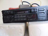 Kenwood Stereo Cassette Receiver