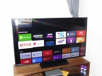 """EX DISPLAY SLIM SONY KD-55XD8599 55"""" 4K ULTRA HD HDR SMART ANDROID LED TV"""