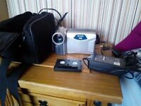 Sharp camcorder excellent condition