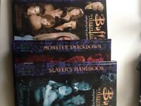 Buffy role play game book bundle