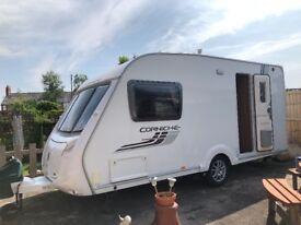 Swift Corniche caravan 2 Berth in excellent condition
