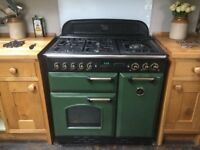 Leisure Classic 90 cooker/oven with gas bottles