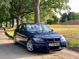 2008 BMW 3 Series 2.0 320d M Sport 4dr ** FULL SERVICE HISTORY** 2 PREVIOUS OWNERS**177BHP