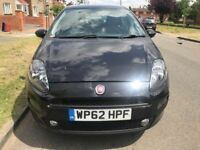 2012 FIAT PUNTO EASY 1.2 / 77K ONLY / FULL SERVICE HISTORY STAMPED / QUICK SALE / £3495