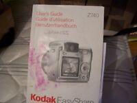 KODAK EASYSHARE PHOTO PRINTER DOCK G610