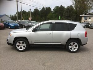 2012 Jeep Compass North Edition, Sport