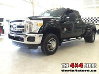 2011 Ford F-350 XLT DIESEL DUALLY 4X4 LOADED