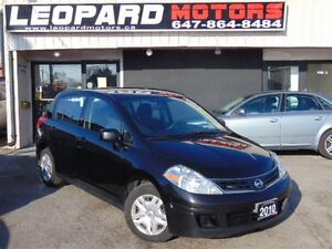 2010 Nissan Versa 1.8S,Full Automatic*No Accident*Certified*