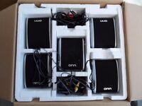Onn 5.1 Home Theatre Speaker System.