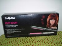 Babyliss Root Boost. Micro crimp plates give the volume of back combing without the frizz.