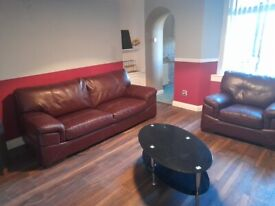 Excellent one bed ground floor flat with private garden and parking