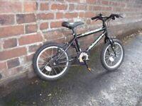 Childrens 16'' Single Speed Mountain Bike / BMX ( suit 5-7years)