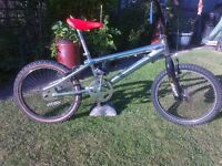 bmx bike for sale. 20 inch wheelchrome £25