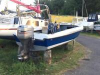 Dory/ Wilson Flyer 17ft Boat