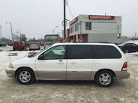 2003 Ford Windstar SEL Luxury ONLY 150,000 km's