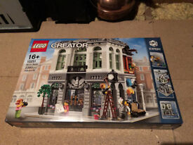 LEGO Creator Expert 10251 Brick Bank FOR SALE