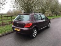 2006 Peugeot 307 1,6 litre diesel 5dr 12 months mot