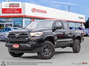 2016 Toyota Tacoma SR+ SR5, Toyota Certified, One Owner, No A...