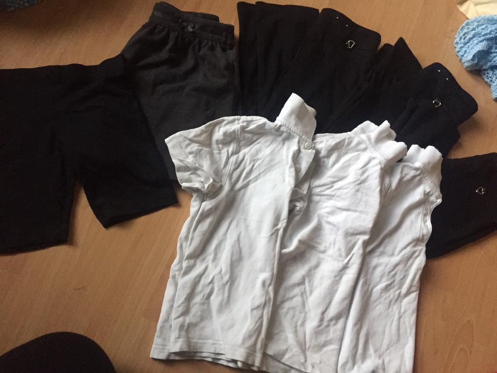6-7 yrs girls uniform