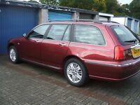 Rover 75 connoisseur tourer (estate) Auto