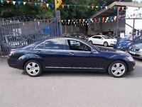 Mercedes-Benz S Class 3.0 S320L CDI Limousine 7G-Tronic 4dr PERFECT EXAMPLE