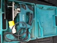 Makita 4350 Jigsaw 110v Fully Working