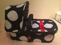 Cosatto Giggle 2 Pram Buggy Travel system plus car seat