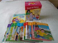 Read at Home boxed set of 31 x books