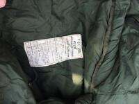 Sleeping bag (army surplus)