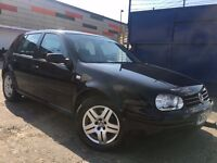 Vw Golf Golf 1.9 TDI PD GT 6 Speed Manual Full Dealer Service History,Cambelt&Water Pump Changed