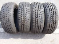 4X205/55/R16 91H WINTER TYRES. £80. Collection only. St Albans