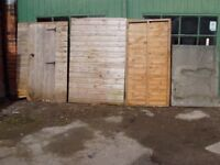 SMALL GARDEN SHED - 4'0'' x 3'0''