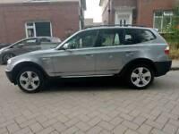 BMW X3 2.5 Petrol