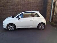 2012 Fiat 500 1.2 lounge,a/c;s/s,low miles,12 month MOT