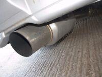 """Subaru Impreza WRX Sti Turbo 2000 Blitz Nur Spec 3"""" S/S Exhaust System"""