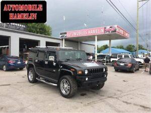 2007 Hummer H2 LUXURY GPS TOIT 6 PLACES