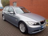 57 REG BMW 318I SE TOURING,MANUAL,MOT MARCH 201TH,07549508197