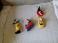 Disney Mcdonald Toy Selection