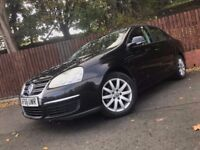 VOLKSWAGEN JETTA, 1.9 TDI, DIESEL, FSH, LOW MILEAGE (not GOLF or PASSAT)