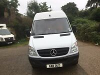 MERCEDES SPRINTER 313 CDI.2011. ONE OWNER.37K MILES.FULL SERVICE