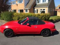 MAZDA MX5 CLASSIC SPORTS CAR