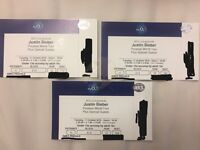 Justin Bieber tickets x3 (willing to sell separately) O2 Arena - 11th October