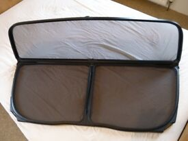Audi A4 Convertible / Cabriolet Wind Deflector with Storage Bag