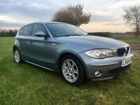 Automatic BMW 118i SE Petrol