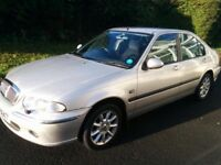 Nice Rover 45 with fresh MOT